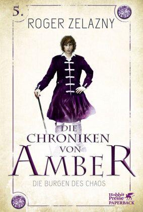 Buch-Reihe Die Chroniken von Amber