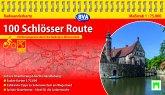 Kompakt-Spiralo BVA 100 Schlösser Route Radwanderkarte