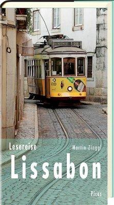 Lesereise Lissabon - Zinggl, Martin