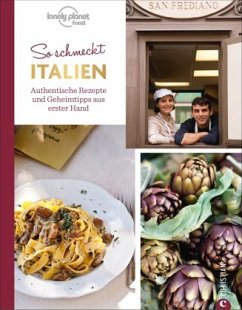 Lonely Planet: So schmeckt Italien