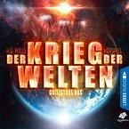 Der Krieg der Welten - Teil 1 bis 4 - Collectors Box (Gekürzt) (MP3-Download)