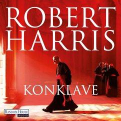 Konklave (MP3-Download) - Harris, Robert