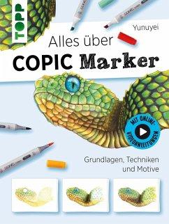 Alles über COPIC Marker (eBook, PDF) - Yunuyei