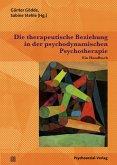 Die therapeutische Beziehung in der psychodynamischen Psychotherapie (eBook, PDF)