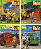 Nelson Mini-Bücher: 4er Bob der Baumeister 5-8