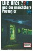 Die drei ??? und der unsichtbare Passagier, 1 Cassette