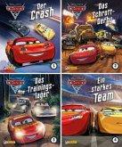 Nelson Mini-Bücher: 4er Disney Cars 5-8