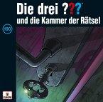 Die drei ??? und die Kammer der Rätsel / Die drei Fragezeichen - Hörbuch Bd.190 (Audio-CD)