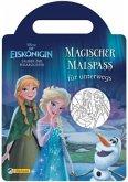 Disney Die Eiskönigin Zauber der Polarlichter: Magischer Malspaß für unterwegs