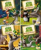DreamWorks King Julien, 4 Hefte