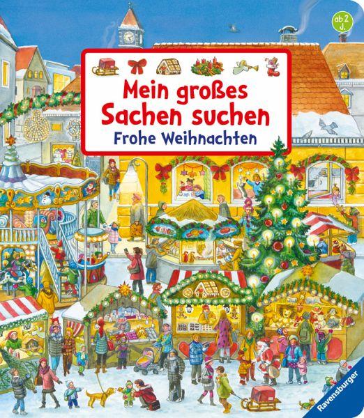 Weihnachtsbilder Suchen.Mein Großes Sachen Suchen Frohe Weihnachten