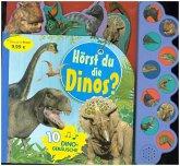 Soundbuch Hörst du die Dinos?