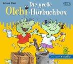 Die große Olchi-Hörbuchbox, 3 Audio-CD