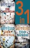 Rizzoli & Isles Band 1-3: - Die Chirurgin / Der Meister / Todsünde (3in1-Bundle) (eBook, ePUB)
