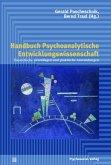 Handbuch Psychoanalytische Entwicklungswissenschaft (eBook, PDF)