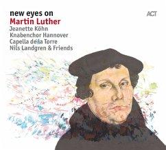 New Eyes On Martin Luther - Landgren,Nils/Köhn,Jeanette/Lindgren,Magnus/+