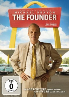 The Founder - Keaton,Michael/Offerman,Nick/Dern,Laura/+