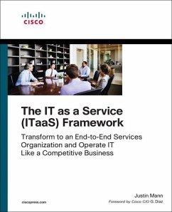 Cisco's IT as a Service (ITaaS) Framework - Mann, Justin