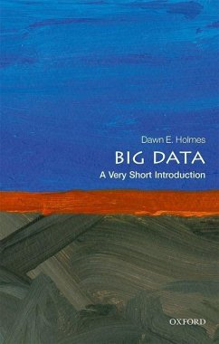 Big Data: A Very Short Introduction - Holmes, Dawn E. (Faculty Member, Department of Statistics and Applie