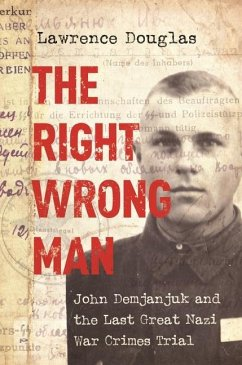 Right Wrong Man - Douglas, Lawrence