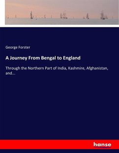 A Journey From Bengal to England