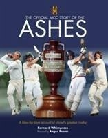 The Official MCC Story of the Ashes - Whimpress, Bernard