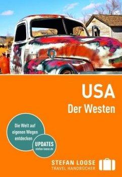 Stefan Loose Reiseführer USA, Der Westen
