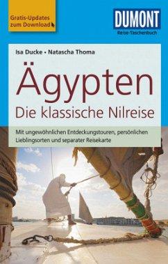 DuMont Reise-Taschenbuch Reiseführer Ägypten, D...