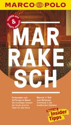MARCO POLO Reiseführer Marrakesch - Brunswig-Ibrahim, Muriel