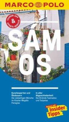 MARCO POLO Reiseführer Samos - Bötig, Klaus