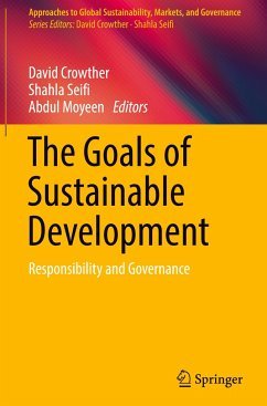 The Goals of Sustainable Development