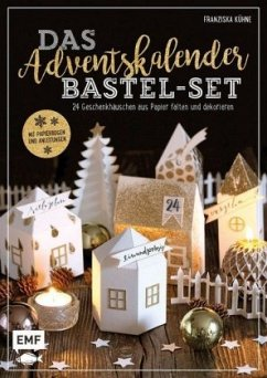 Das Adventskalender Bastel-Set