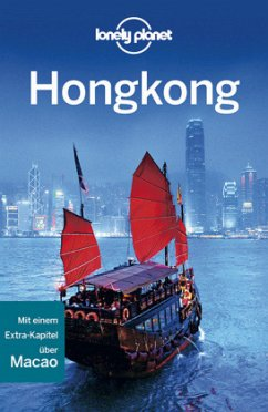 Lonely Planet Reiseführer Hongkong