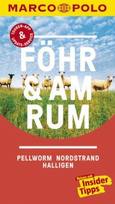 MARCO POLO Reiseführer Föhr, Amrum, Pellworm, N...