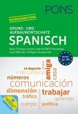 PONS Grund- und Aufbauwortschatz Spanisch