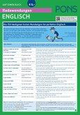 PONS Redewendungen auf einen Blick Englisch