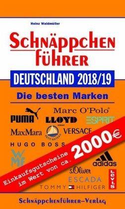 Schnäppchenführer Deutschland 2018/19 - Waldmüller, Heinz