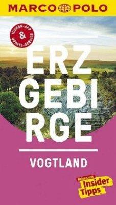 MARCO POLO Reiseführer Erzgebirge, Vogtland - Wurlitzer, Bernd; Sucher, Kerstin