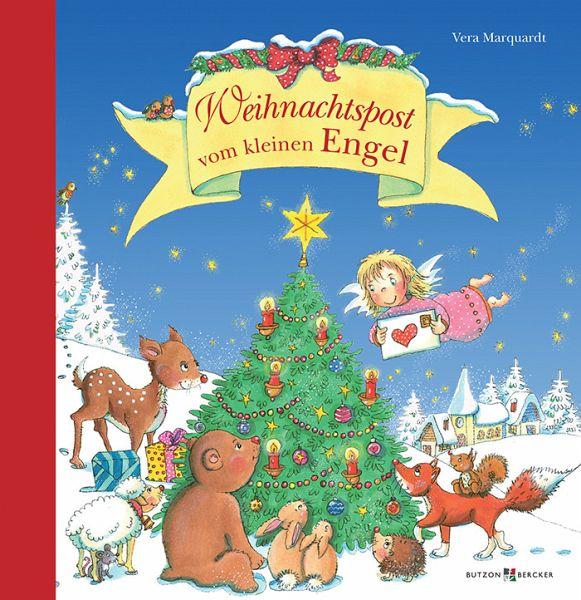 Weihnachtspost vom kleinen engel von vera marquardt buch - Bilder weihnachtspost ...