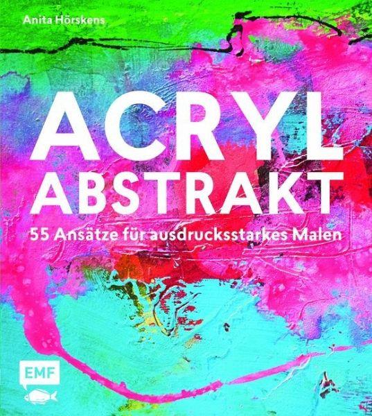 Acryl abstrakt - Hörskens, Anita