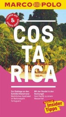 MARCO POLO Reiseführer Costa Rica - Müller-Wöbcke, Birgit