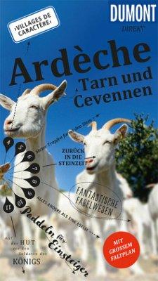 DuMont direkt Reiseführer Ardeche, Tarn und Cevennen - Kalmbach, Gabriele