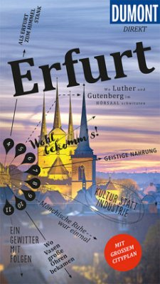 DuMont direkt Reiseführer Erfurt