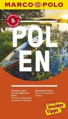 MARCO POLO Reiseführer Polen - Kramer, Julia;Tycner, Janusz
