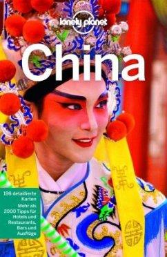 Lonely Planet Reiseführer China - Harper, Damian