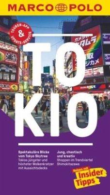 MARCO POLO Reiseführer Tokio - Krauth, Hans-Günther