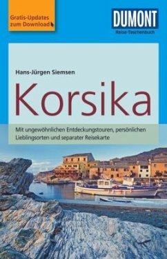 DuMont Reise-Taschenbuch Reiseführer Korsika - Siemsen, Hans-Jürgen
