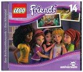 Der Backwettbewerb / LEGO Friends Bd.14 (1 Audio-CD)