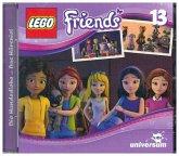 Die Hundediebe / LEGO Friends Bd.13 (1 Audio-CD)