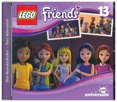 Die Hundediebe / LEGO Friends Bd.13 (1 Audio-CD)